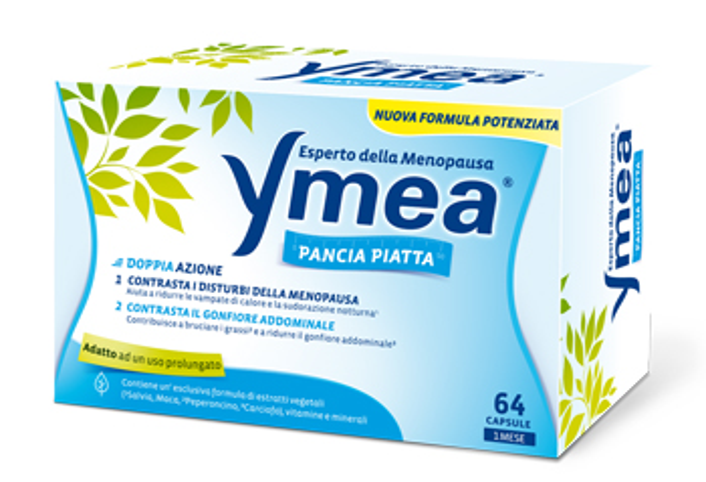 YMEA PANCIA PIATTA 64 CAPSULE NUOVA FORMULA - Speedyfarma.it
