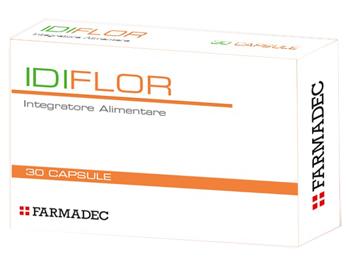 IDIFLOR 30 CAPSULE