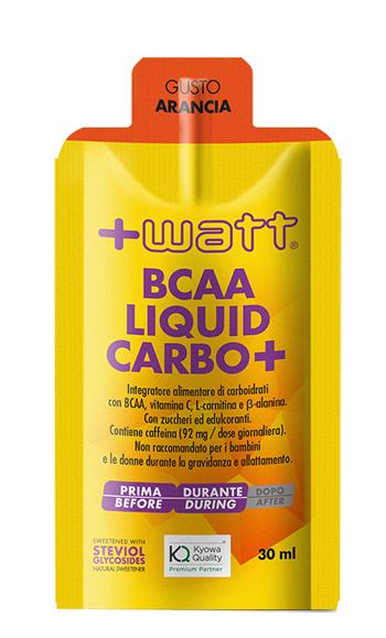 BCAA LIQUID CARBO+ ARANCIA 30 ML - Parafarmacia la Fattoria della Salute S.n.c. di Delfini Dott.ssa Giulia e Marra Dott.ssa Michela
