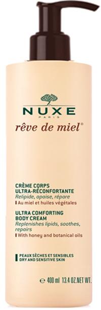 NUXE REVE DE MIEL CREME CORPS ULTRA-RECONFORTANTE 48H 400 ML - La tua farmacia online