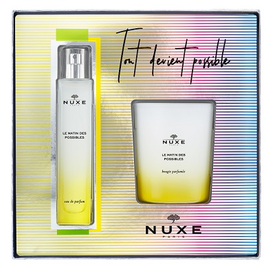 NUXE MATIN DES POSSIBLES GIFT SET 2019 2 PEZZI -