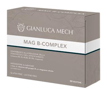 TISANO COMPLEX MAG B COMPLEX 20 BUSTINE