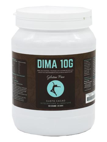 DIMA 10G CACAO 500 G - Farmaseller