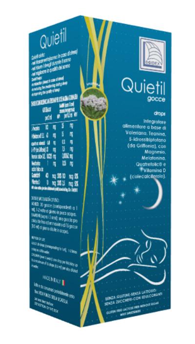 QUIETIL GOCCE 30 ML - Farmaseller