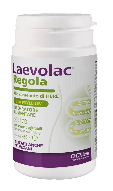 LAEVOLAC REGOLA 100 COMPRESSE - Farmaciapacini.it