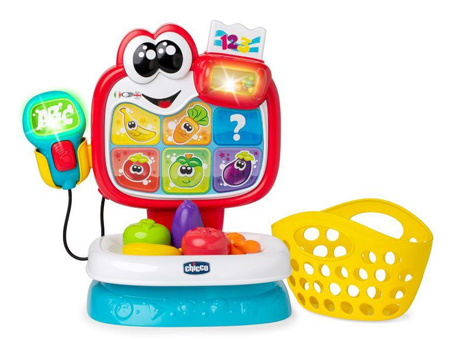 CHICCO GIOCO ABC BABY MARKET ITA/EN - Farmapc.it