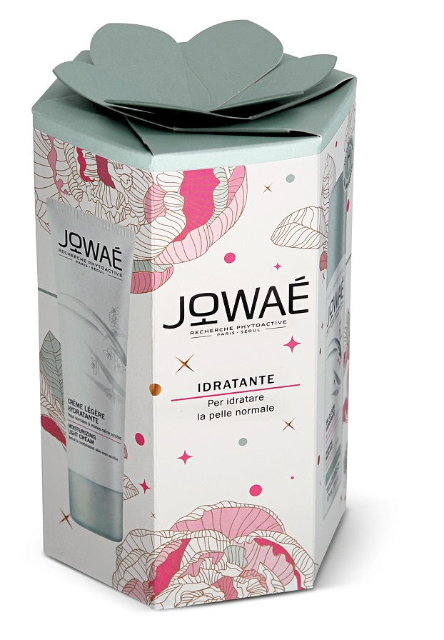 JOWAE COFANETTO CREMA IDRATANTE LEGGERA 40 ML + ACQUA SPRAY 50 ML - Farmabenni.it