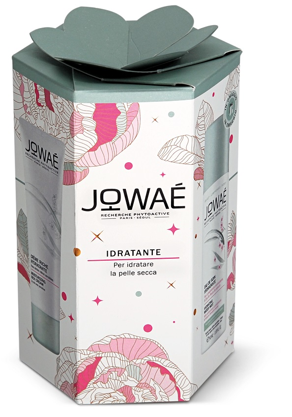 JOWAE COFANETTO CREMA IDRATANTE RICCA 40 ML + ACQUA SPRAY 50 ML - Farmabenni.it