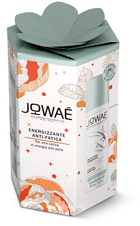 JOWAE COFANETTO GEL ENERGIZZANTE 40 ML + ACQUA SPRAY 50 ML - Farmabenni.it