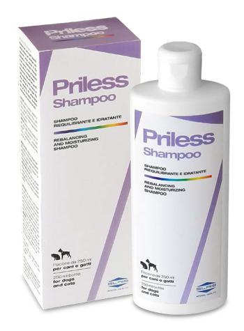 PRILESS SHAMPOO 250 ML - Farmaseller
