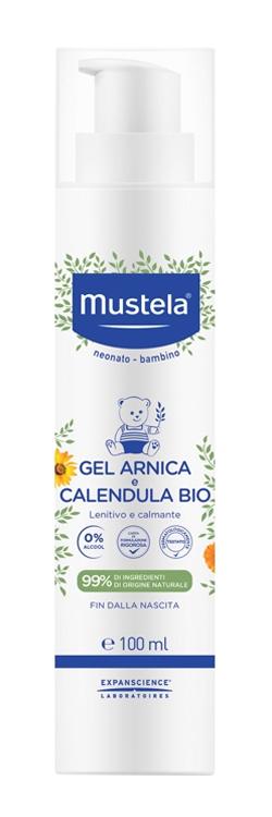 MUSTELA GEL ARNICA CALENDULA 100 ML - Farmaseller