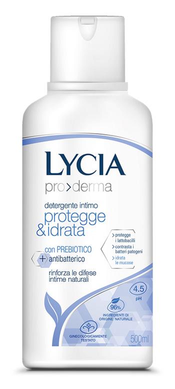 LYCIA PRODERMA DETERGENTE INTIMO PROTEGGE & IDRATA 500 ML - latuafarmaciaonline.it