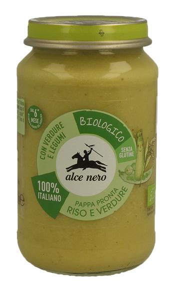 PAPPA PRONTA RISO E VERDURE BABY FOOD 200 G - Farmalke.it