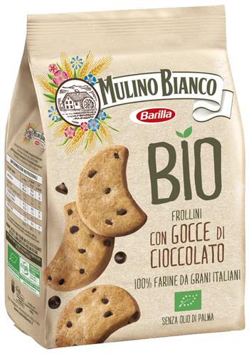 MULINO BIANCO BIO FROLLINI CON GOCCE DI CIOCCOLATO 260 G - FARMAEMPORIO
