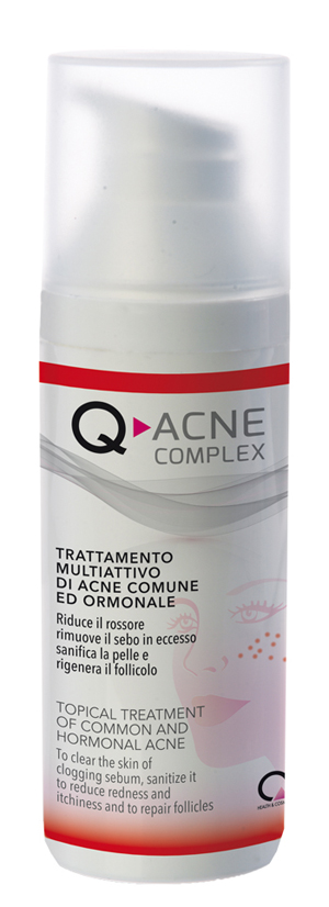 Q-ACNE COMPLEX CREMA 40 ML - Farmaseller