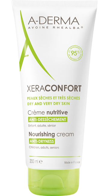 XERA-CONFORT CREMA NUTRITIVA 200 ML - Farmaseller