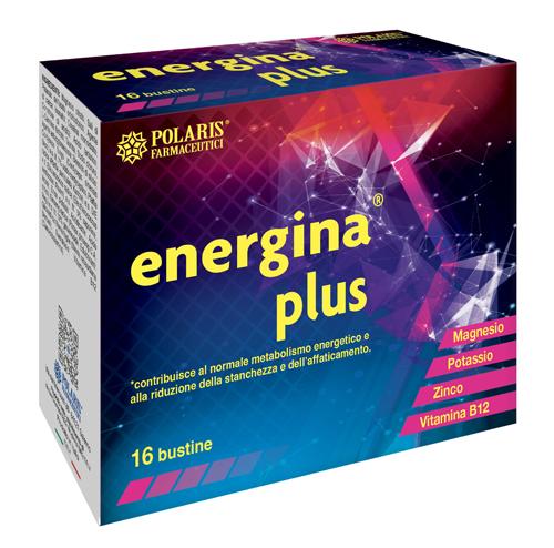 ENERGINA PLUS 16 BUSTINE - Farmaseller
