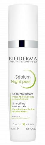 SEBIUM NIGHT PEEL 40 ML - FARMAPRIME