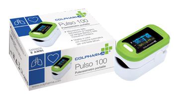 PULSOSSIMETRO PORTATILE PULSO 100 - farmaciadeglispeziali.it