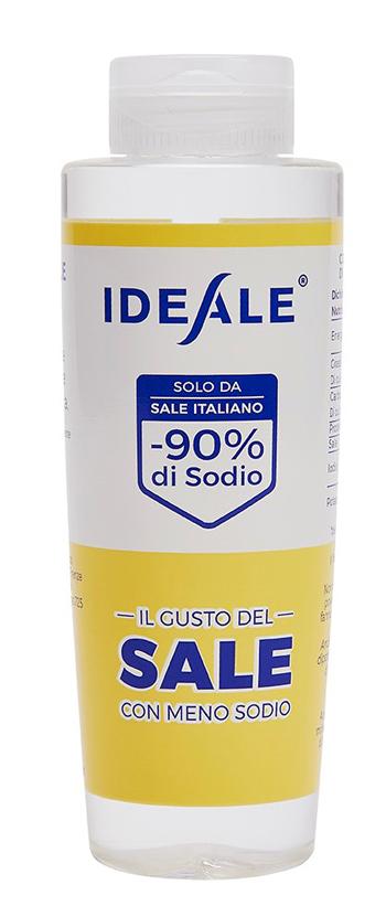 IDEALE CONDIMENTO A BASE DI SALE ALIMENTARE LIQUIDO 150 ML - Farmastar.it