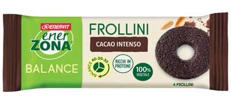 ENERZONA FROLLINO CACAO MONO 24 G - Farmacia Massaro