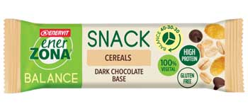 ENERZONA SNACK CEREALS CHOCO 25 G - farmaciafalquigolfoparadiso.it