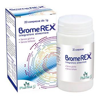 BROMEREX 20 COMPRESSE - Farmaseller