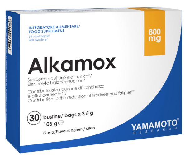 YAMAMOTO RESEARCH ALKAMOX 30 BUSTINE - Farmacia Massaro