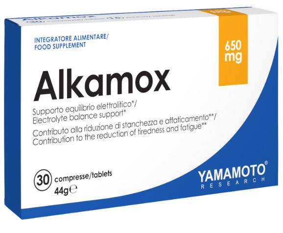 YAMAMOTO RESEARCH ALKAMOX 30 COMPRESSE - Farmacia Massaro