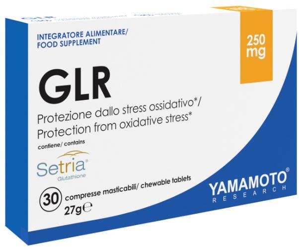 YAMAMOTO RESEARCH GLR 30 COMPRESSE - Farmacia Massaro