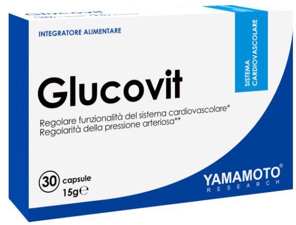 YAMAMOTO RESEARCH GLUCOVIT 30 CAPSULE - Farmacia Massaro