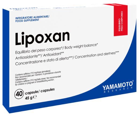 YAMAMOTO RESEARCH LIPOXAN 40 CAPSULE - Farmacia Massaro