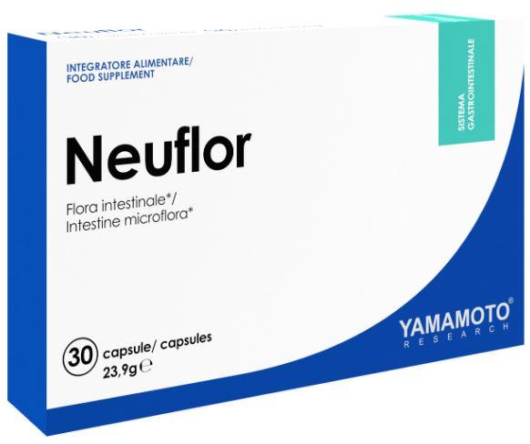 YAMAMOTO RESEARCH NEUFLOR 56 MILIARDI 30 CAPSULE - Farmacia Massaro