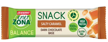 ENERZONA SNACK SALTY CARAMEL 25 G - Farmaedo.it
