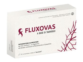 FLUXOVAS TAURISOLO 30 COMPRESSE - Farmaseller