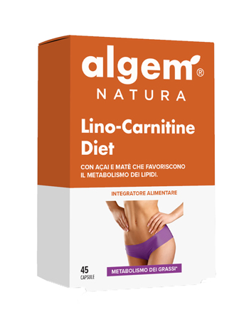 LINO CARNITINE DIET 45 CAPSULE - Farmaseller