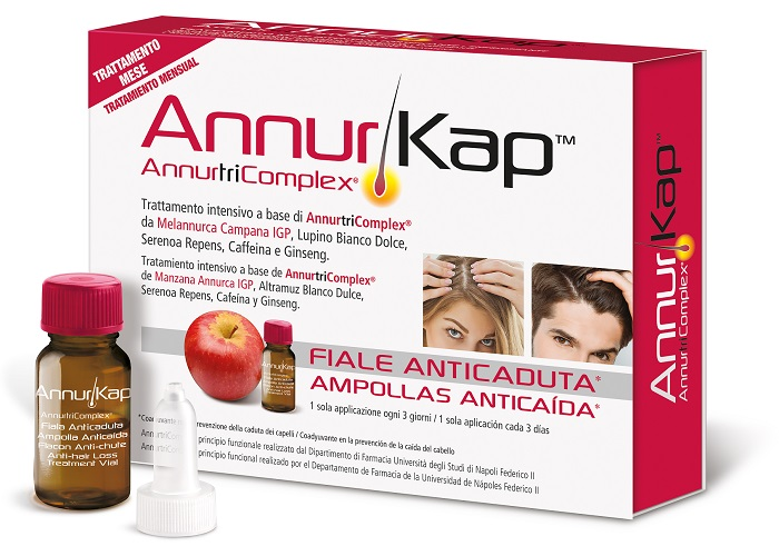 ANNURKAP FIALE ANTICADUTA 10 PEZZI - Farmaseller