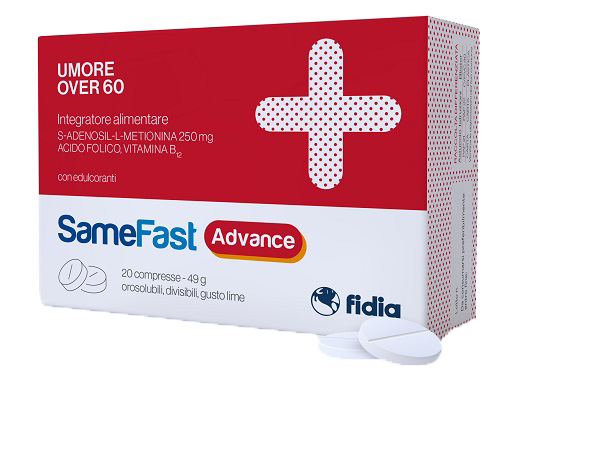 SAMEFAST ADVANCE 20 COMPRESSE OROSOLUBILI - Farmajoy