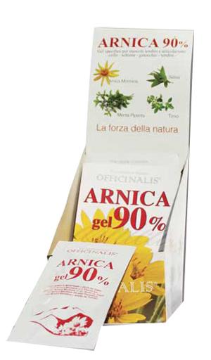 OFFICINALIS DALLA GRANA ARNICA GEL 90% 10 ML - Farmaedo.it