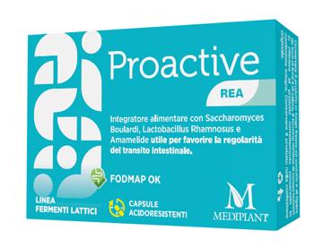 PROACTIVE REA 20 CAPSULE - Farmaseller