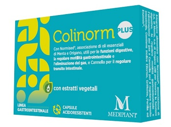 COLINORM PLUS 30 CAPSULE - Farmaseller