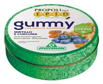 EPID GOMMOSE CURCUMA 40 G - Farmaseller