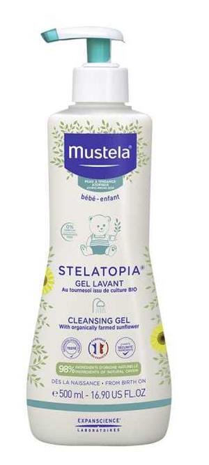 MUSTELA STELATOPIA 2019 GEL DETERGENTE 500 ML - Farmaseller