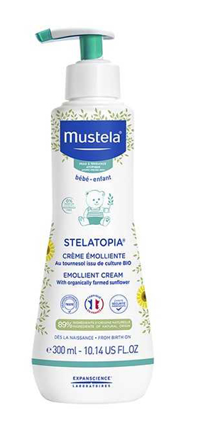 MUSTELA STELATOPIA 2019 CREMA EMOLLIENTE 300 ML - Farmaseller