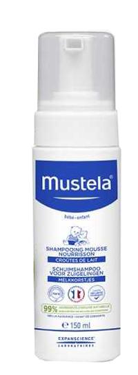 Mustela Shampoo Mousse 150ml - Sempredisponibile.it
