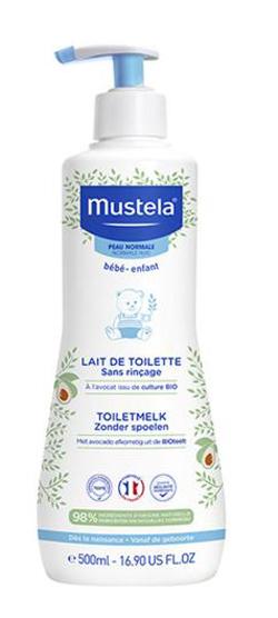 MUSTELA 2019 LATTE DI TOILETTE 500 ML - farmaciafalquigolfoparadiso.it