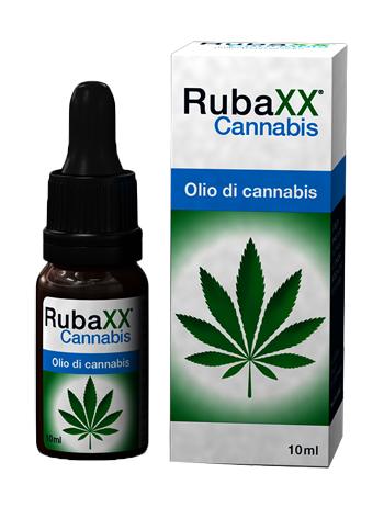 RUBAXX CANNABIS OLIO 10 ML - Farmafamily.it