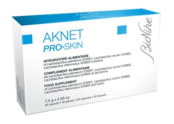 AKNET PROSKIN 30 CAPSULE - Farmaseller