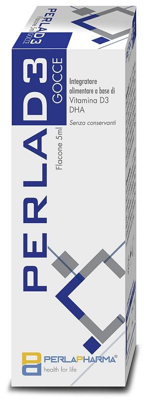PERLAD3 GOCCE 5 ML - Farmaseller