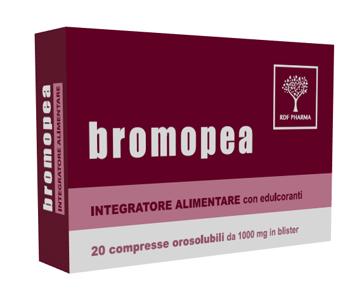 BROMOPEA 20 COMPRESSE - Farmaseller
